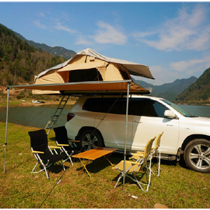 2018 outdoor customized picnic car side awning