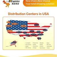 40ft Container Refrigeration Transportation To USA