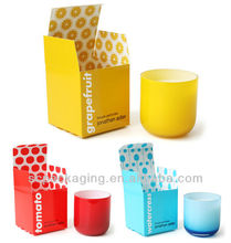 wholesale custom cheap candle packaging boxes