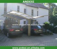outdoor canopy with metal frame