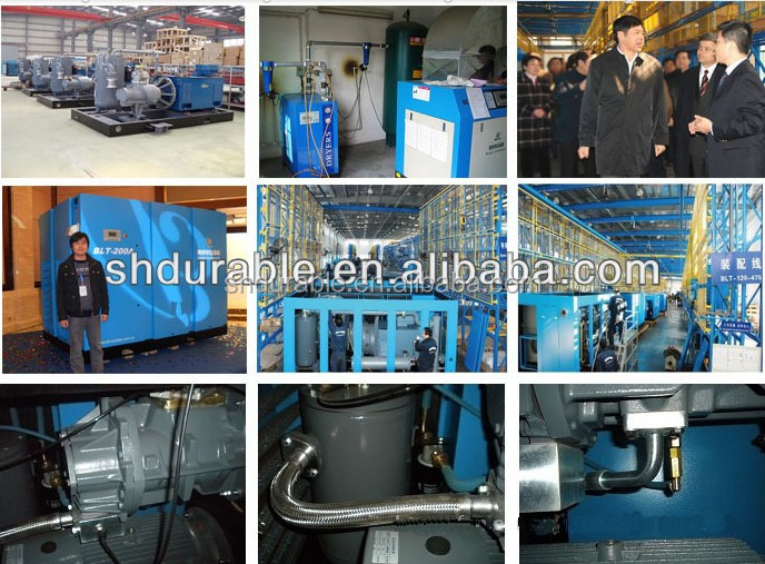 Atlas Copco Bolaite BLT-60AG 7 bar air compressor machinery