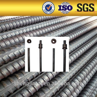 Steel Plate, Couplers, Nut accessories for Screw Thread Steel Bars prices