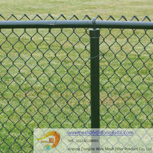 Excellent quality factory chain link fencing dog kennel/Economic unique chain link basketball fencing mesh