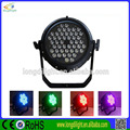 high quality good price disco dj lights 48X3W 3in1 waterproof led par lightlighting, slim led par 64