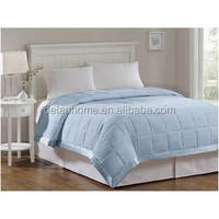 Comfortable 100% Polyester Microfiber Blanket