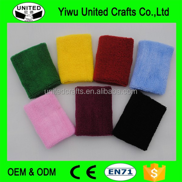 2017 cheap promotional custom embroidered elastic arm band for sport