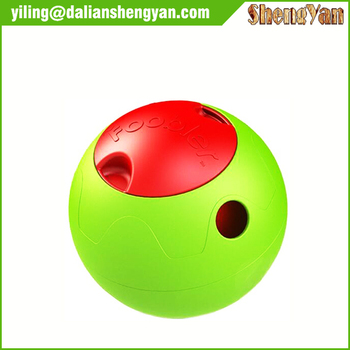 Everlastin atomic treat ball dispenser for dogs