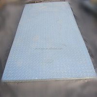 Hot dipped galvanized Cheaper Price of checkered plate