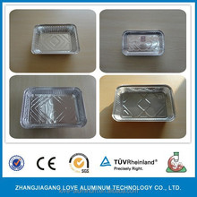 Recyclable Aluminium Foil Containers 8389 with lids