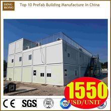 thermal insulation knock down movable used office containers for sale
