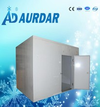 Aurdar brand cold room storage freezer cold room with PU foaming panel