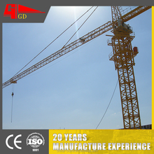 Travelling models anti crash devices construction crane tower