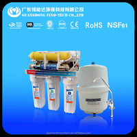 Healthy life 7 stages reverse osmosis water filter with Mineral Filter for irag