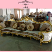 Turkish Furniture Sleek Sofa Imported From