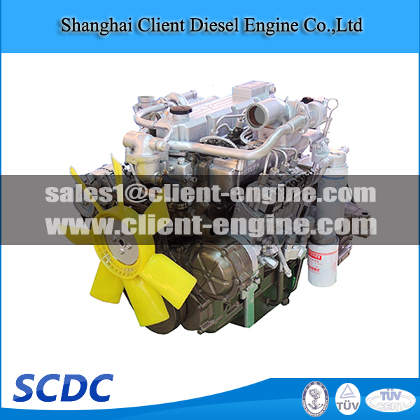 Light duty truck, dumper truck engines Yuchai YCD4P2S-170 diesel engine