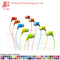 2015 mobile phone accessories cable earphone with fashionable design