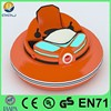 Low Price UFO Electric Dodgem Bumper Cars, Adult&Kids Coin Operated Inflatable Battery Bumper Cars
