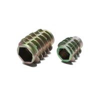 Factory supply high quality slot self tapping thread insert