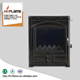 HF357IB Cast iron water jacket wood burning fireplace insert