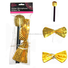2015 latest charming bow-tie microphone/fascinating microphone