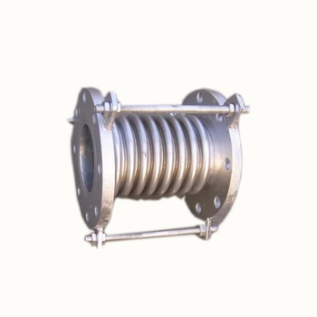 stainless steel flange connect metal bellows