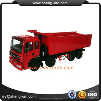Concrete diecast pump truck model toys with best quality