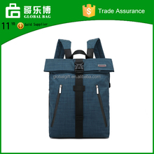 Fashionable travel bags 14 laptop backpack Expandable folding backpack
