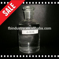 High Quality Low Price acetic acid 99. 5% Factory offer directly