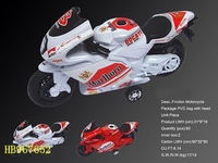 Hot Sell Cheap Toys Toy Friction Motorcycle