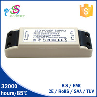 3 years warranty 12v power supply 40w constant current triac dimmable led driver