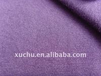 new york wholesale fabric Plain Dyed Viscose Lycra Knitted Fabric