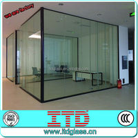 ITD-SF-TGM920 2014 high quality glass wall decorative panels