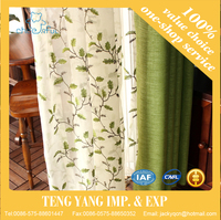 New design Factory wholesale Classical imported curtains