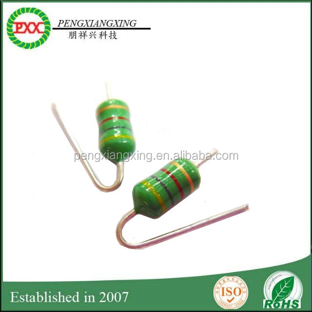 EC24 0307 Color code inductor 2000uH