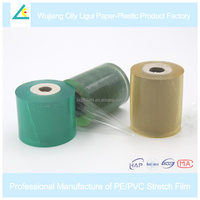 LG79 Colored pvc plastic film electronic wire wrapping film