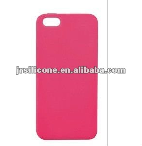 New design prefessional printed silicone phone skin case for iphone 5