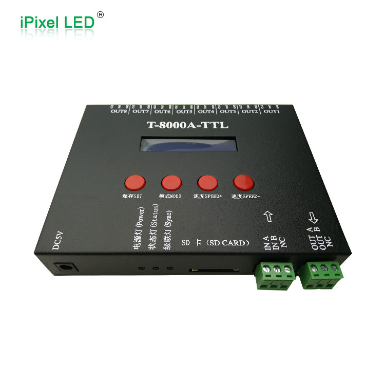2015 Wholesale DMX 512 Decoder Led RGB Controller dmx led rgb controller