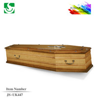 JS-UK447 cheap spanish coffins from china
