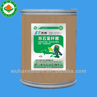 bacillus thuringiensis 8000IU/mg WP biological crop insecticide