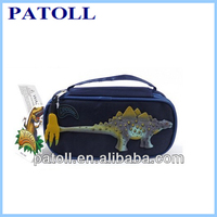 Lovely promotional custom stuffed soft pencil bag