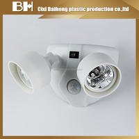 High quality sensor light,battery powered motion sensor led light,Motion Activated Dual Security Lights