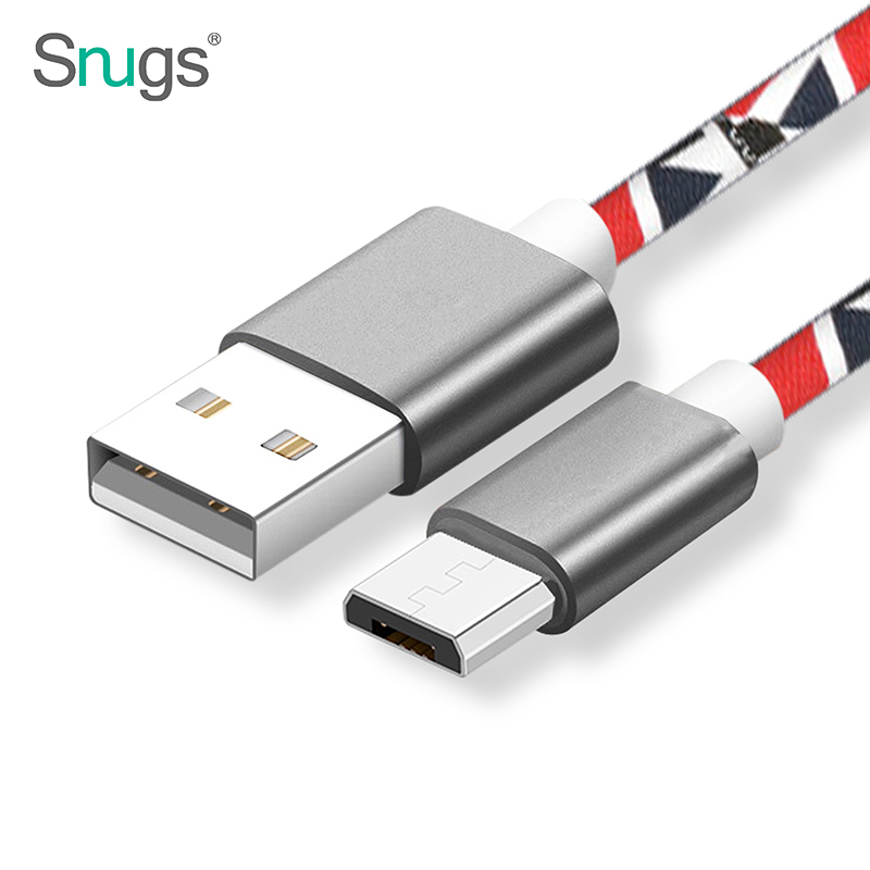 5V2A Micro USB Cable,Fast Charging Mobile Phone Cables PU Leather Data Sync USB Charger Cable for Samsung for HTC Android
