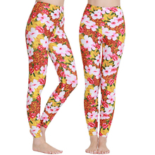 In-stock printed swim and sport pants Summer beach Lycra hot girl Long pants swimming pants hot sale