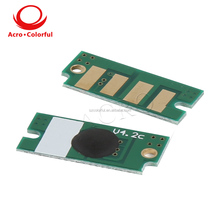 chip for Epson C1700 compatible laser printer reset toner cartridge chip