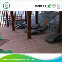 Recycled Material Waterproof Recycled Wood Plastic Composite