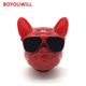 2018 Best Design Cute Mini Portable Wireless Bluetooth Animal Speaker
