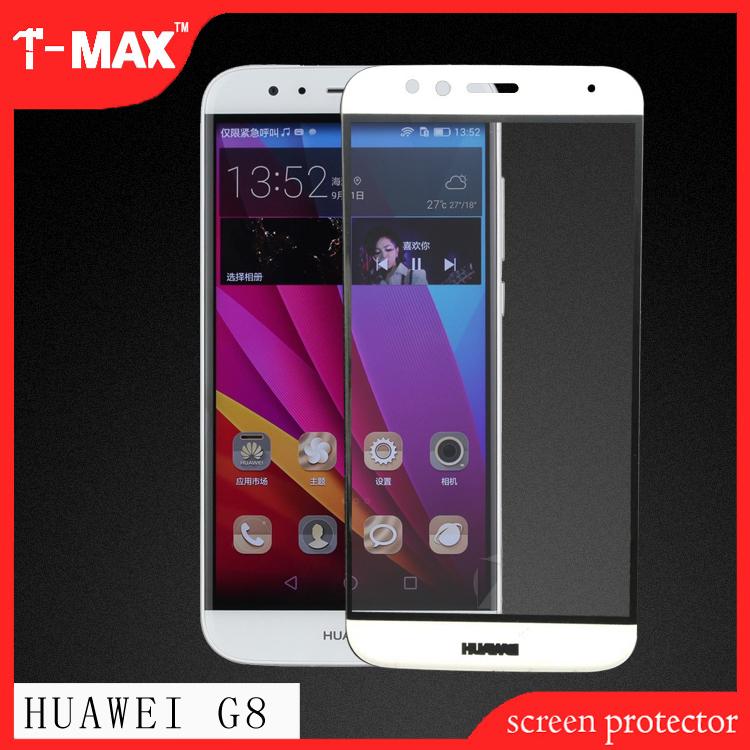 Wholesale alibaba china market tempered glass screen protector for Huawei mate 9
