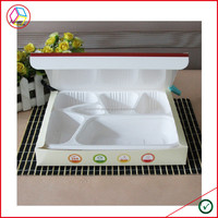 High Quality Disposable Paper Lunch Box