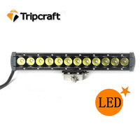 "Super bright! 10.9"" 60w LED DRIVING LIGHTS 9--70v DC with Flood/Spot/Combo IP67 Single Row 60w 12v led driving lights"