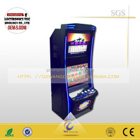New design casino game machine/roulette slot machines/game machine token